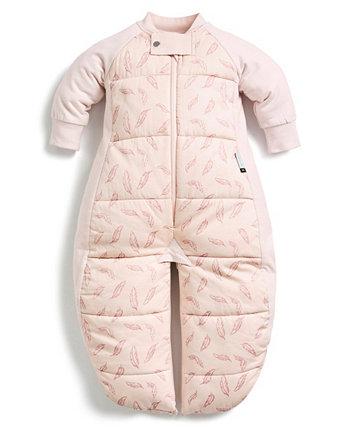 Сумка для сна для маленьких девочек 3.5 Tog ErgoPouch