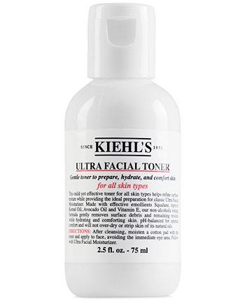 Ультра-тоник для лица, 2,5 унции. Kiehl's Since 1851