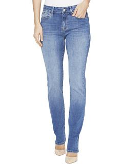 Прямые джинсы Kendra с высокой посадкой в середине мягкой шанти Mavi Jeans