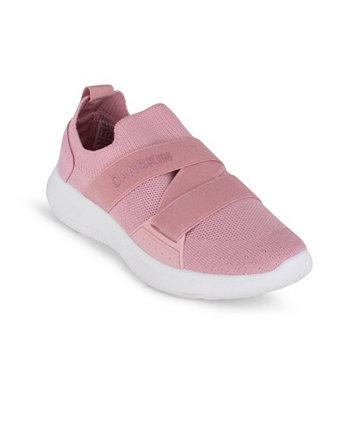 Женские кроссовки без застежки с логотипом Elite DANSKIN