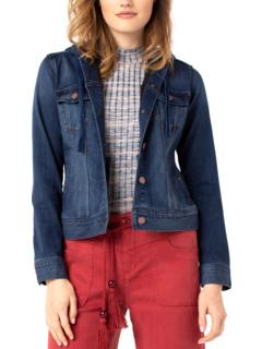 Джинсовая куртка с капюшоном Liverpool