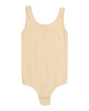 Боди Tank Thong Back Shaping Bodysuit Yummie by Heather Thomson