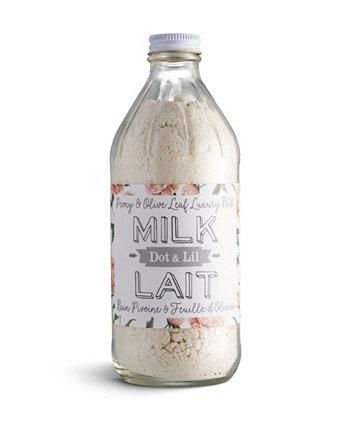 Пион Olive Milk Bath Dot & Lil