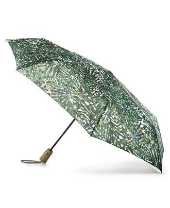 Женский зонт из переработанных материалов с автоматическим открытием и автоматическим закрытием с NeverWet Totes