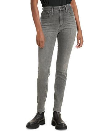Женские короткие джинсы скинни с высокой посадкой 721 Levi's®