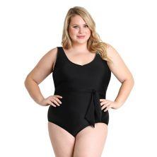 Сплошной купальник больших размеров LYSA Nadia LYSA