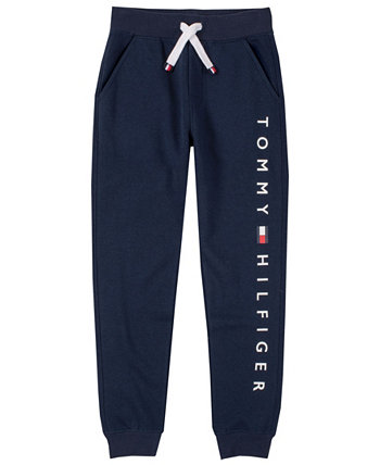 Big Boys Classic Logo Sweatpants Tommy Hilfiger