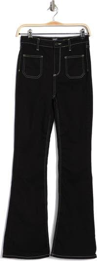 Расклешенные джинсы с накладными карманами BDG