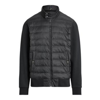 Стеганая гибридная куртка Ralph Lauren