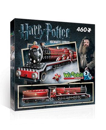 Коллекция Гарри Поттера - 3D головоломка Хогвартс Экспресс - 460 штук Wrebbit