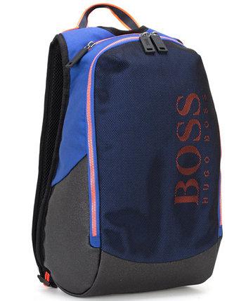 Мужской рюкзак с сетчатым логотипом Evolution HUGO BOSS