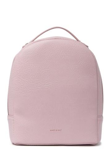Мини-рюкзак из веганской кожи Olly Matt & Nat