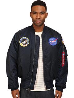 Летная куртка NASA MA-1 Alpha Industries