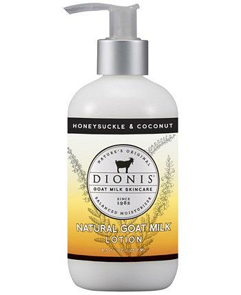 Лосьон, жимолость и кокос Dionis