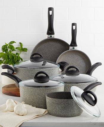 Парма 10-Шт. Набор посуды с антипригарным покрытием BALLARINI