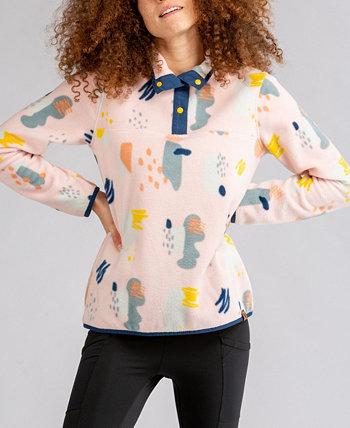 Женская футболка Frostbite Snap Pullover LIV OUTDOOR
