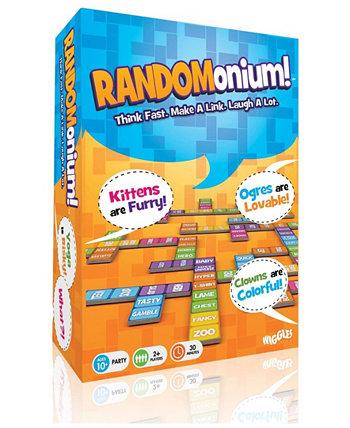 Randomonium игра в слова Wiggles 3D