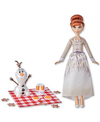 Набор для осеннего пикника Анны и Олафа, 9 предметов Frozen