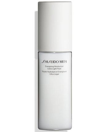 Увлажняющий крем для мужчин Extra Light Fluid, 100 мл Shiseido