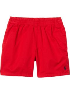 Хлопковые шорты чинос без застежки (для маленьких детей) Ralph Lauren