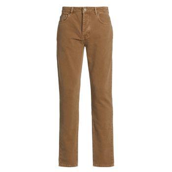 Узкие перекрашенные джинсы Dr3amstate Ksubi