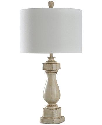 Настольная лампа Old Cream Distress StyleCraft