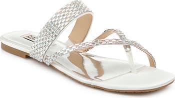 Collection Zelah Embellished Sandal Badgley Mischka