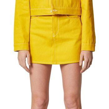 Джинсовая мини-юбка Viper Hudson