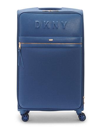 Торговая марка 25-дюймовая вращающаяся блесна Softside Spinner DKNY
