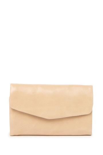 Кружевной кожаный кошелек Hobo