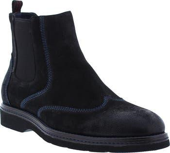 Кожаные ботинки челси Paddington WIngtip Zanzara