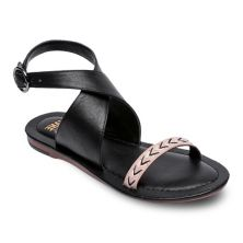 Jane and the Shoe Afra Women's Ankle Strap Sandals JANE AND THE SHOE