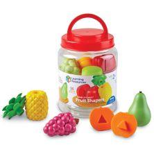 Учебные ресурсы Snap-n-Learn Fruit Shapers Learning Resources