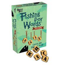 Игра Fishing for Words Dice от University Games University Games