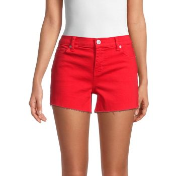 Gracie Cut-Off Shorts Hudson