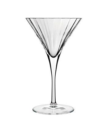 Бокалы для мартини 8,25 унции, набор из 4 шт. Luigi Bormioli