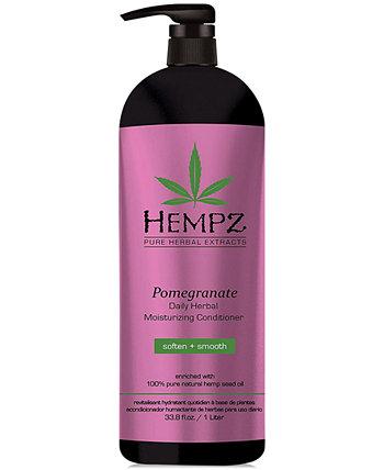 Pomegranate Herbal Conditioner, 33-oz., from PUREBEAUTY Salon & Spa Hempz