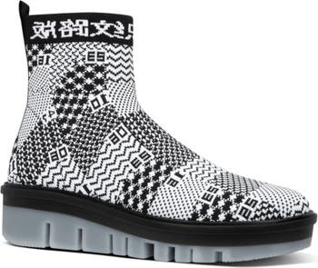 Кроссовки Swatchbook High-Top Sock FitFlop