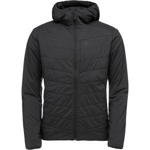 Эластичная куртка с капюшоном Black Diamond First Light Black Diamond