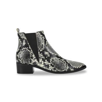 Кожаные ботинки челси Yale Marc Fisher LTD