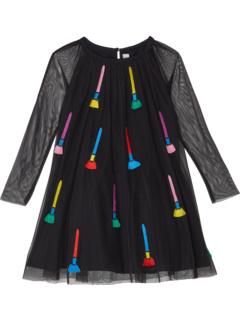Платье из тюля с кисточками (для малышей / маленьких детей / детей старшего возраста) Stella McCartney Kids