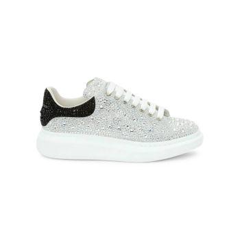 Oversized Crystal Sneakers Alexander McQueen