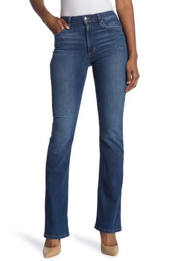 Джинсы с высокой посадкой Curvy Bootcut Joe's Jeans