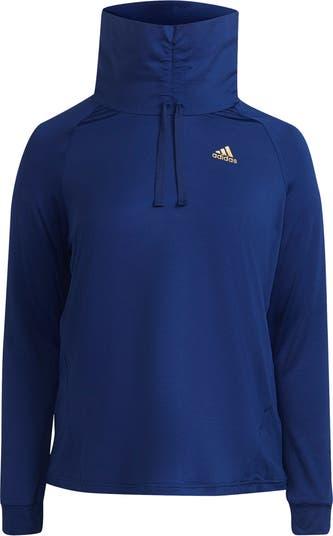 Warm High Collar Sweatshirt Adidas