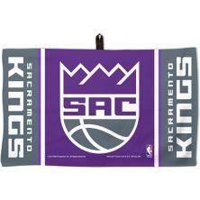 WinCraft Sacramento Kings 14'' x 24'' Waffle Golf Towel Unbranded