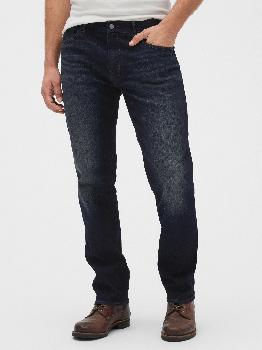 GapFlex Soft Wear Straight Fit Jeans with Washwell™ Gap Factory