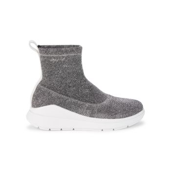 Кроссовки Loosh Luxe Sock FitFlop