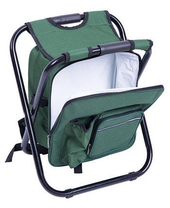 Складной стул 3 в 1, рюкзак, сумка-холодильник Playberg