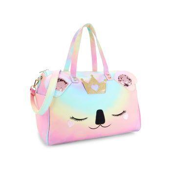 Детская сумка-дафл с изображением коалы для выходных Under One Sky