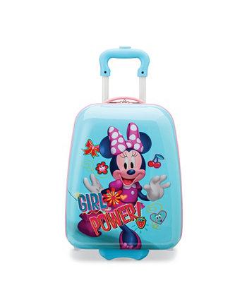 Детская ручная кладь с принтом Минни Хардсайд Disney by Kids American Tourister